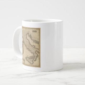 Italia 5 taza de café gigante