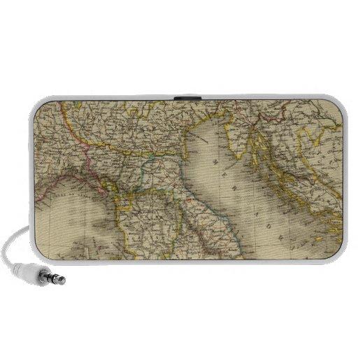 Italia 6 laptop altavoces
