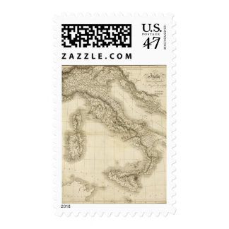 Italia 8 sello