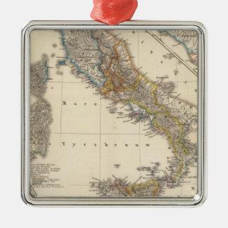 Italia adiectis iis ornaments