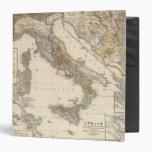 Italia adiectis iis vinyl binder