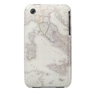Italia antes de la unificación iPhone 3 carcasas
