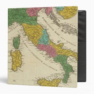Italia Antiqua 3 Ring Binder