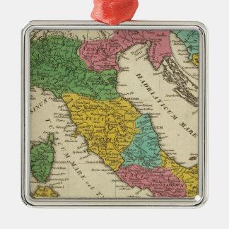 Italia Antiqua Christmas Ornaments