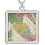 Italia Antiqua Colgante Cuadrado