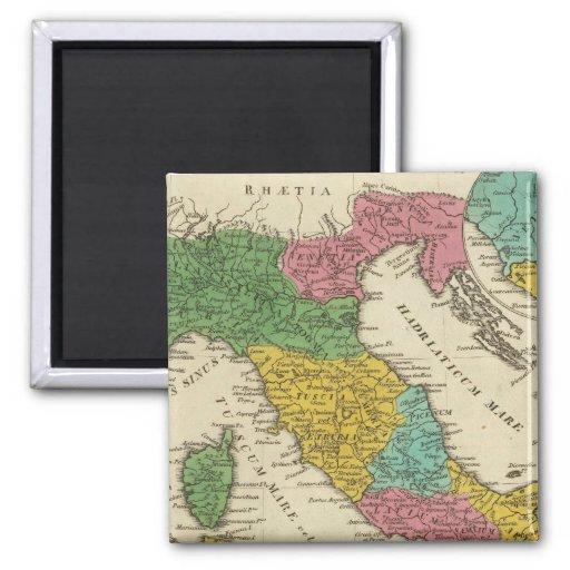 Italia Antiqua Imanes De Nevera
