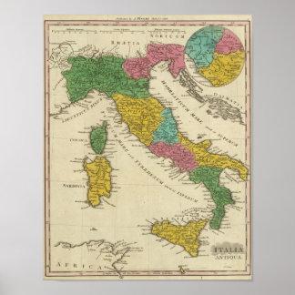 Italia Antiqua Impresiones