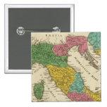 Italia Antiqua Pin Cuadrada 5 Cm