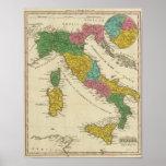 Italia Antiqua Póster