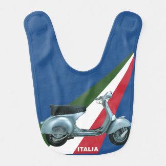 Italia Babero De Bebé