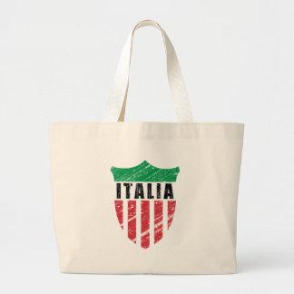 Italia Jumbo Tote Bag