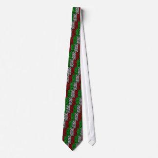 Italia - bandera corbata personalizada