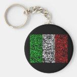 Italia - bandera llavero