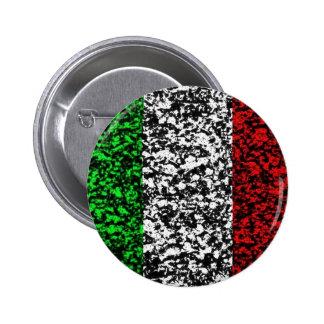 Italia - bandera pin redondo 5 cm