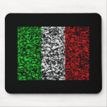 Italia - bandera tapetes de ratones