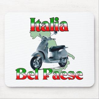 Italia Bel Paese. Mouse Pad