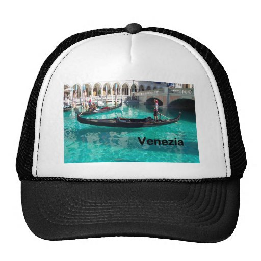 ¡Italia Bella Venezia! (St.K) Gorras