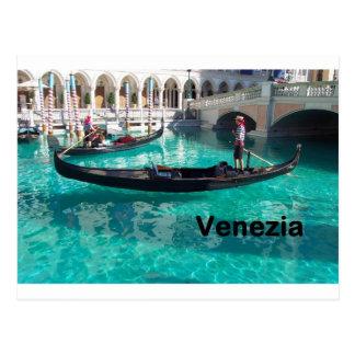 ¡Italia Bella Venezia! (St.K) Postal