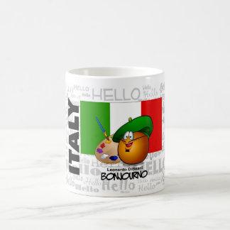 ITALIA - Bonjurno Taza