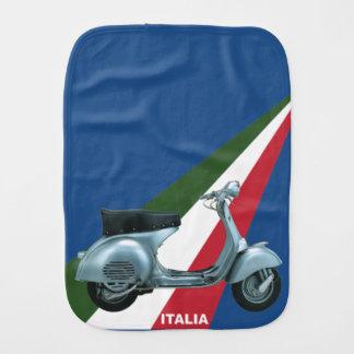 Italia Burp Cloth
