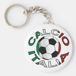 Italia Calcio Italy Football Keychain