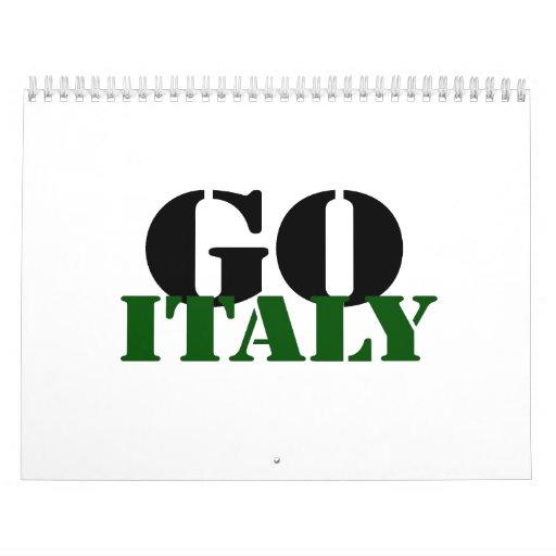 Italia Calendarios De Pared