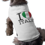 Italia Camiseta De Perro