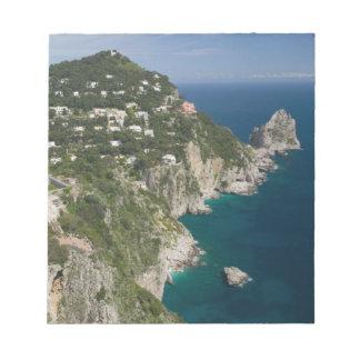 ITALIA, Campania, (bahía de Nápoles), CAPRI: Blocs