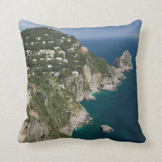 ITALIA, Campania, (bahía de Nápoles), CAPRI Cojín