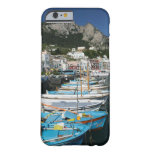 ITALIA, Campania, (bahía de Nápoles), CAPRI: Funda De iPhone 6 Barely There