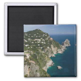 ITALIA, Campania, (bahía de Nápoles), CAPRI: Imán Cuadrado