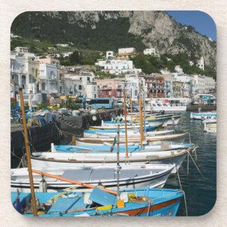 ITALIA, Campania, (bahía de Nápoles), CAPRI: Puert Posavaso