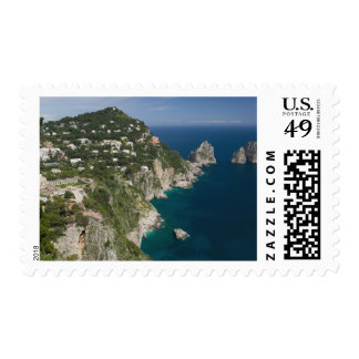 ITALIA, Campania, (bahía de Nápoles), CAPRI: Envio