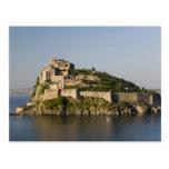 ITALIA, Campania, bahía de Nápoles), ISQUIONES, 2 Tarjeta Postal