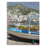 ITALIA, Campania, (bahía de Nápoles), ISQUIONES, Libretas