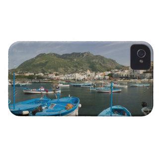 ITALIA, Campania, (bahía de Nápoles), ISQUIONES, F iPhone 4 Carcasas