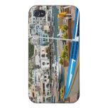 ITALIA, Campania, (bahía de Nápoles), ISQUIONES, iPhone 4 Carcasa