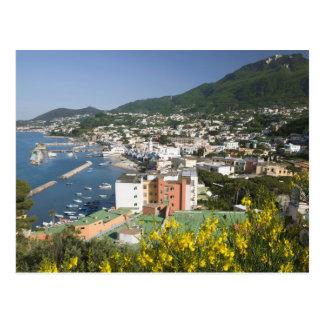 ITALIA, Campania, (bahía de Nápoles), ISQUIONES, L Tarjetas Postales