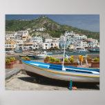 ITALIA, Campania, (bahía de Nápoles), ISQUIONES, Impresiones