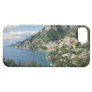 Italia, Campania, península de Sorrentine, Positan iPhone 5 Case-Mate Funda