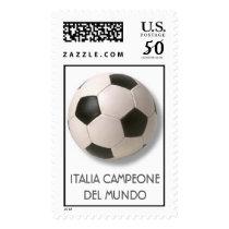 ITALIA CAMPEONE DEL MUNDO POSTAGE