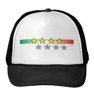 Italia Cap Gorros Bordados