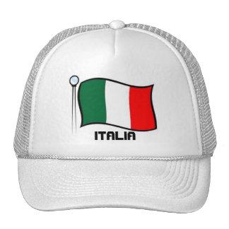 Italia Cap Trucker Hat