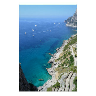 Italia Capri Posters