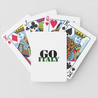 Italia Baraja Cartas De Poker