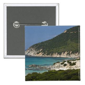 Italia, Cerdeña, Solanas. Playa Pin Cuadrado