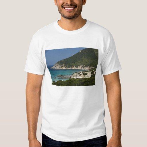 Italia, Cerdeña, Solanas. Playa Playeras