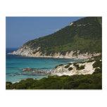 Italia, Cerdeña, Solanas. Playa Postal