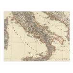 Italia, citerior de Gallia, Illyricum, Sicilia Postales