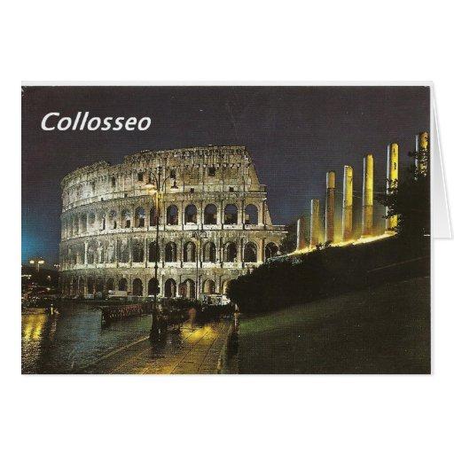 ITALIA --COLLOSSEO--[kan.k] .JPG Tarjetas